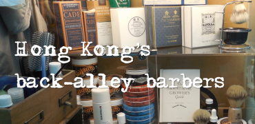 Hong Kong's back-alley barbers