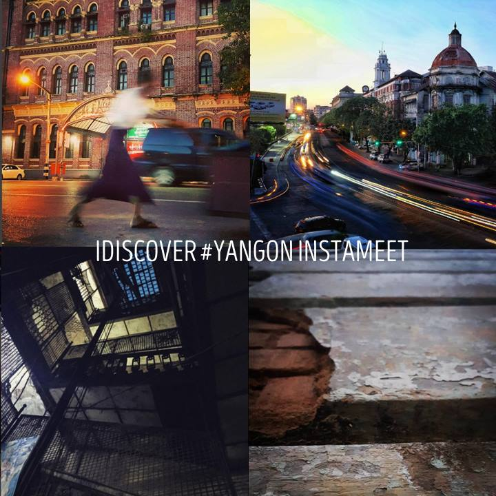 Yangon Travel App