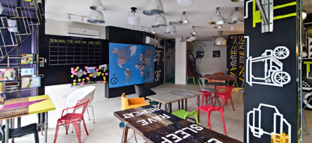 Junction Hostels . Poblacion