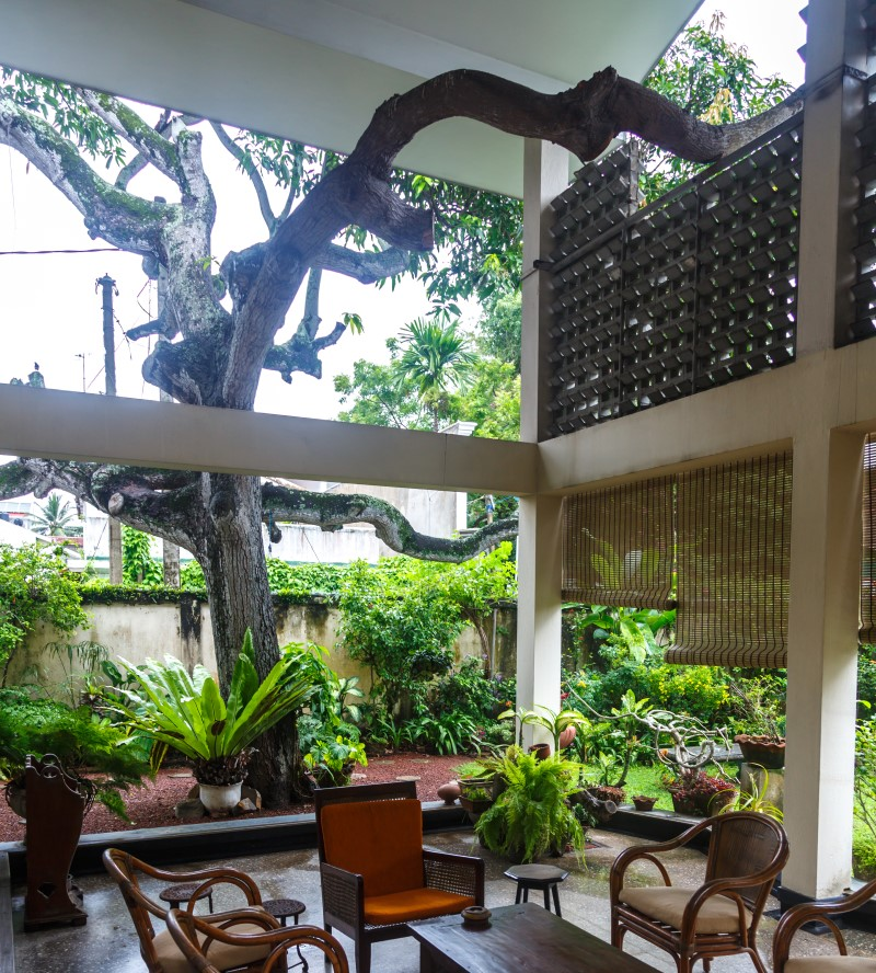 Cinnamon Gardens in Colombo