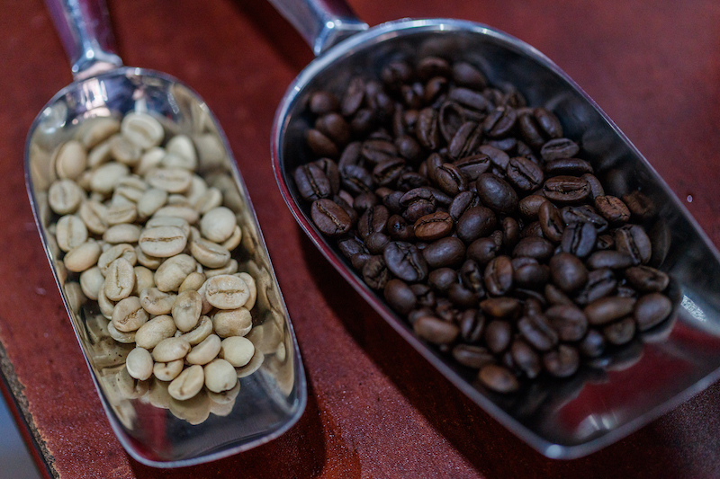 The Beans Coffee Factory