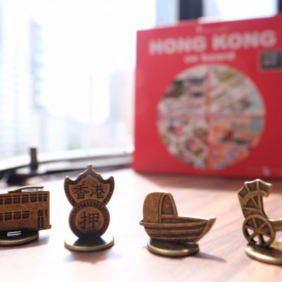 hong kong on board game