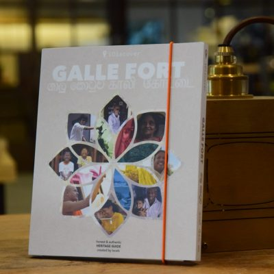 galle fort guide