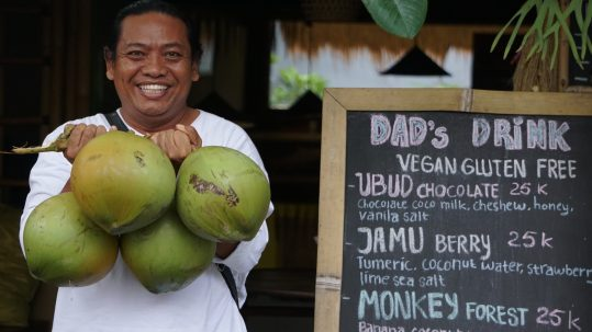 ethical eco shopping in bali