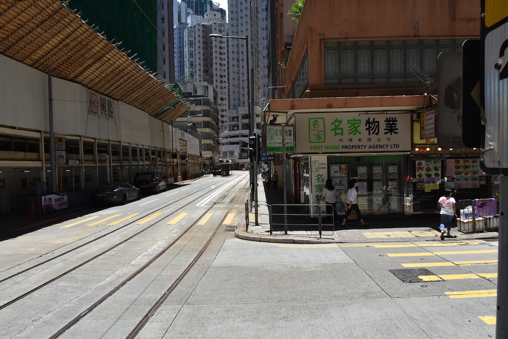 Old Kennedy Town Tram photos
